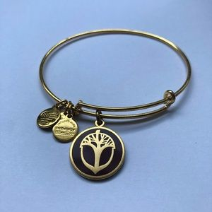 """Alex and Ani """"Unexpected Miracles"""" Charm Bracelet"""